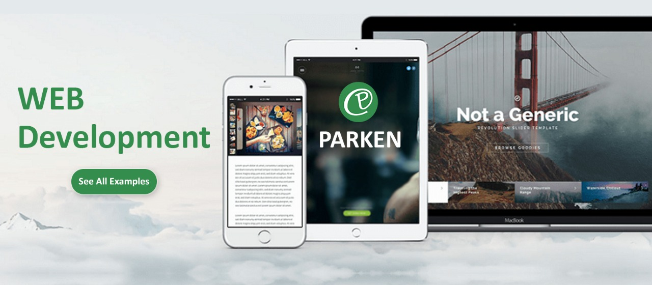 Welcome to Parken Solution